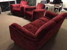 RETRO Sofa & 2 Arm Chairs West End Brisbane South West Preview