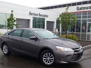 2016 Toyota Camry LE Backup Cam, Bluetooth, Power Locks, Windows