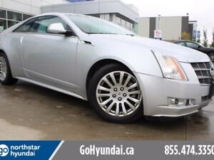 2011 Cadillac CTS LEATHER/SUNROOF/HEATED SEATS
