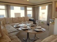 Gorgeous managers special static holiday home on Nairn Lochloy caravan park