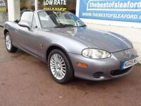 Mazda MX-5 1.8i Ltd Edn Euphonic S/H Low miles 77k P/X Swap