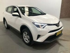 2017 Toyota RAV4 ASA44R MY17 GX (4x4) White 6 Speed Automatic Wagon Kooringal Wagga Wagga City Preview