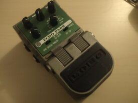 Line 6 Echo Park Delay Guitar Effects Pedalx