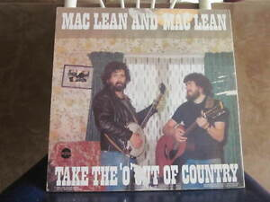 (4) MACLEAN AND MACLEAN Comedy Vinyl albums - Adult Humor Kitchener / Waterloo Kitchener Area image 3