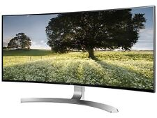 "LG 34"" Curved FreeSync Monitor"