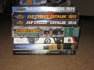 Old Parts Catalogs For Harley-Davidson