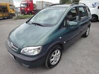 LHD 2003 Opel Zafira 2.0DTI 5 Door SPANISH REGISTERED