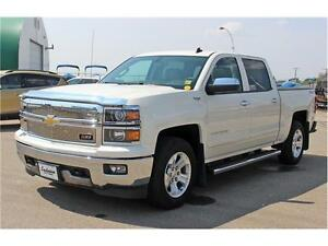 2014 Chevrolet Silverado 1500 LTZ 4X4*Backup Camera-Bluetooth*