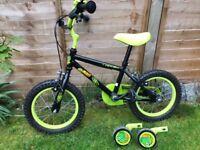 Halfords Apollo Claws kids bike