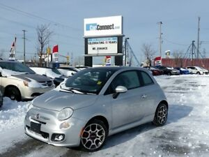 2012 Fiat 500 ONLY $19 DOWN $46/WKLY!!