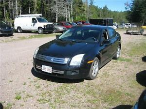 2007 Ford Fusion SE FREE WINTER TIRES!!!