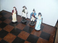 Napoleonic chess set