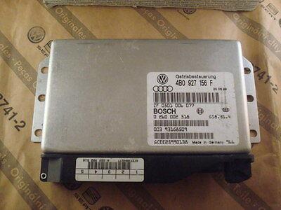 Audi A6 4B Getriebesteuergerät 4B0927156ES Bosch 0260002830 12 Monate Garantie