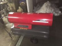 Large Industrial Space heater