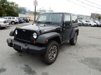 2013 JEEP WRANGLER RUBICON 4x4 Convertible