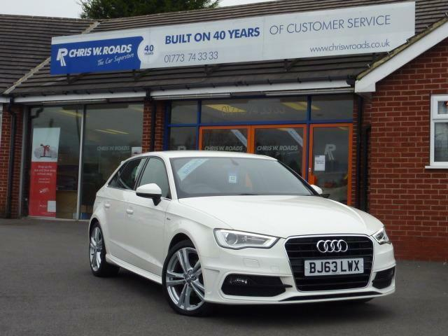 Audi A S Line Package Tdi on