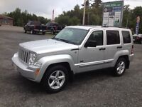 "2009 Jeep Liberty ROCKY MOUNTIAN SPORT 4X4 ""REDUCED"""