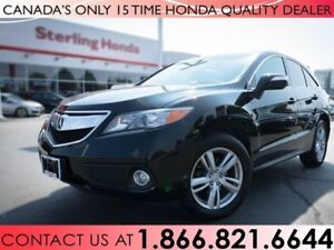 2014 Acura RDX BASE AWD | NAVIGATION | NO ACCIDENTS