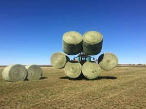 2017 hay/straw bales relocated **YouTube video up**<<NEW PICS>>
