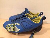 Rugby boots - junior size 13