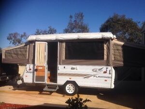 Jayco Flamingo and Tow vehicle Ellenbrook Swan Area Preview