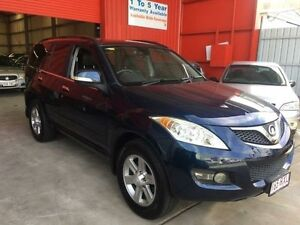 2011 Great Wall X240 Blue Manual Wagon Clontarf Redcliffe Area Preview