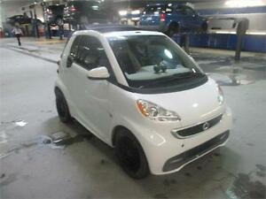 2013 smart fortwo Passion DECAPOTABLE NAVI TOIT PANO
