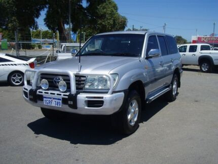 2005 Toyota Landcruiser UZJ100R Upgrade II GXL (4x4) 5 Speed Automatic Wagon Kenwick Gosnells Area Preview