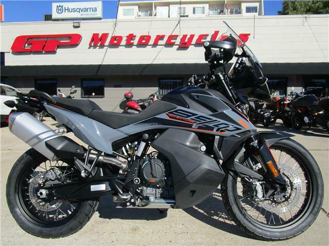 Picture of A 2021 KTM Adventure