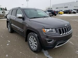 2014 Jeep Grand Cherokee Limited (Remote Start, Backup Cam, Heat