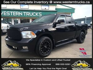 2012 Ram 1500 Sport ~ All Black & Beautiful ~ You're APPROVED!!!