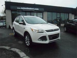FORD ESCAPE SE AWD 2.0 ECOBOOST 2014 **TOIT PANORAMIQUE**