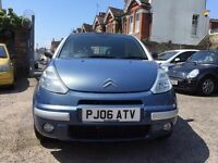 Citroen C3 Pluriel 1.4 i Exclusive 2dr£1,895 low millage