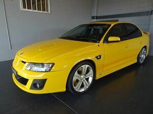 2005 Holden Special Vehicles SV6000 Z Series Yellow 6 Speed Manual Sedan Woodridge Logan Area Preview