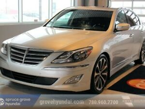 2013 Hyundai Genesis Sedan 5.0L R-SPEC V8 LEATHER LOADED