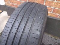 215/60/16 Inch Continental Tyre 6mm