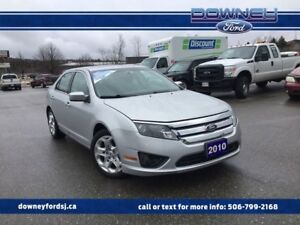 2010 Ford Fusion SE PWR DRIVER SEAT PWR MOONROOF A/C