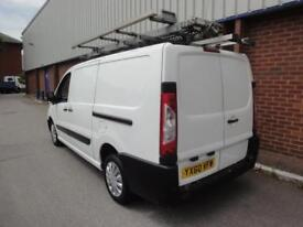 2010 CITROEN DISPATCH 1200 1.6 HDi 90 H1 LWB Van ROOF RACK