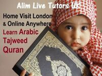 HOME TUITION & ONLINE ➖ £1.5 ONLY FOR ONLINE ⭐️ ARABIC ♦️QURAN ♦️TAJWEED ♦️SPECIAL FOR CHILDREN