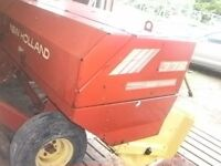 New Holland Baler 378