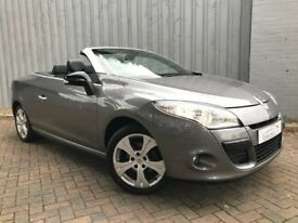 Renault Megane 1.4 Dynamique Tom Tom Convertible, Low Low Miles, Fabulous Specification, Drives A1++
