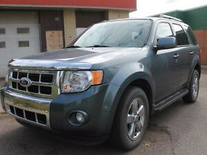 2010 Ford Escape Limited 4WD - Sunroof - Heated Front Seats