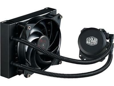 MasterLiquid Lite 120 All-in-one CPU Liquid Cooler with Dual Chamber Pump by Coo