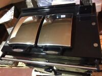 Rayburn 300K oil cooker in Black cooking only - 2nd hand but in great condition