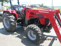Mahindra 4540 4wd and 2wd in stock
