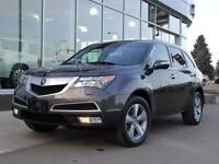 2012 Acura MDX 7 Passenger | AWD | Rear Vision Camera | No Accid