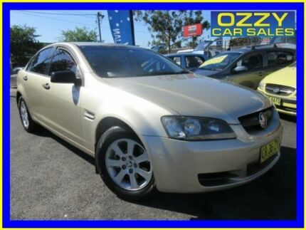 2008 Holden Commodore VE MY08 Omega Gold 4 Speed Automatic Sedan Minto Campbelltown Area Preview
