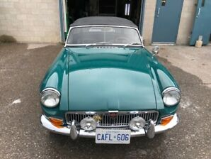 1968 MG MGB for sale!