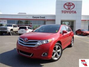 2015 Toyota Venza AWD XLE V6 NAVIGATION DEALER INSPECTED AND REC