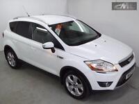 FORD KUGA TITANIUM TDCI AWD, White, Manual, Diesel, 2012